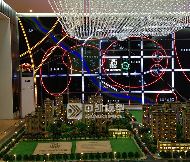 中建 高街国际项目vwin德赢官网网页  1:100