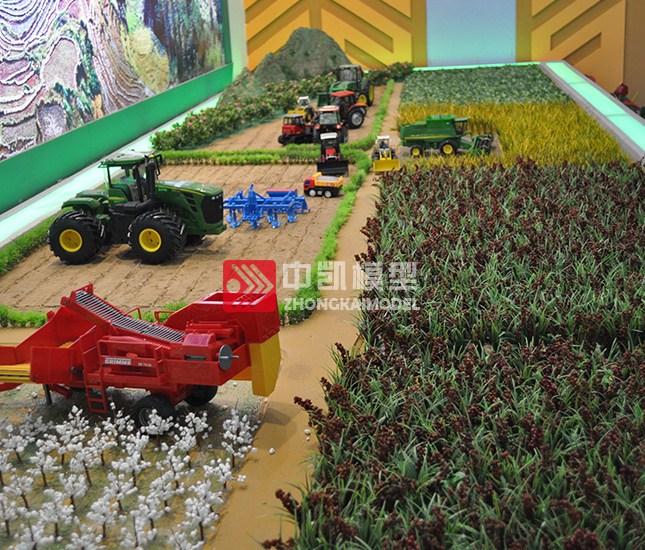 农业施工场景vwin152
