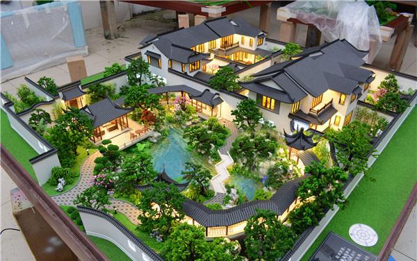 桃花园项目汲取苏州园林传统造园精髓技术哪家好北京vwin152公司